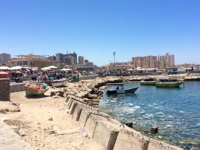 mediterranean egypt