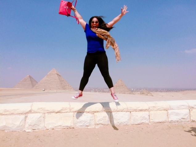 pyramids air